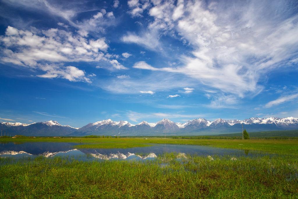 Национальный парк «Тункинский» стал победителем в номинации «Туристический бренд»