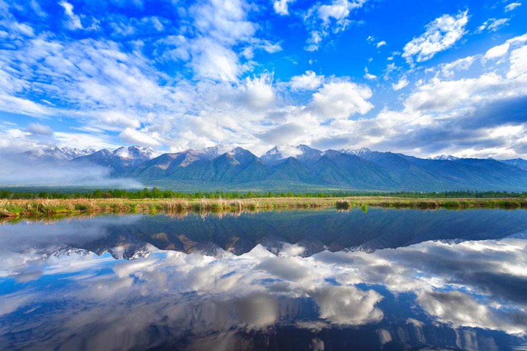 Озера Тункинской долины