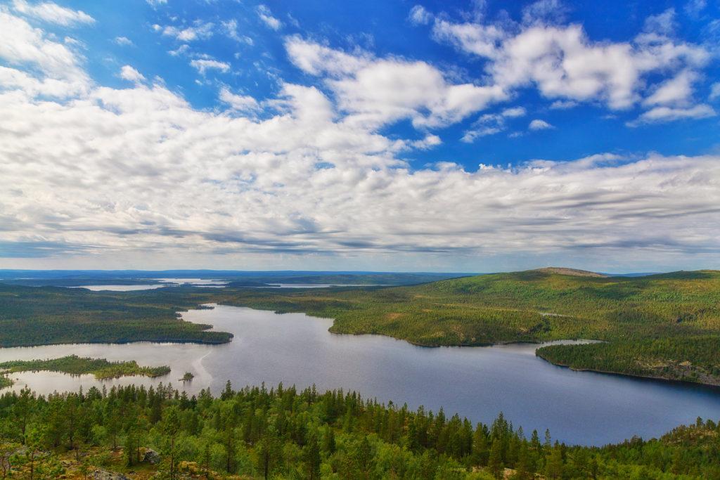 озеро Каскамаярве