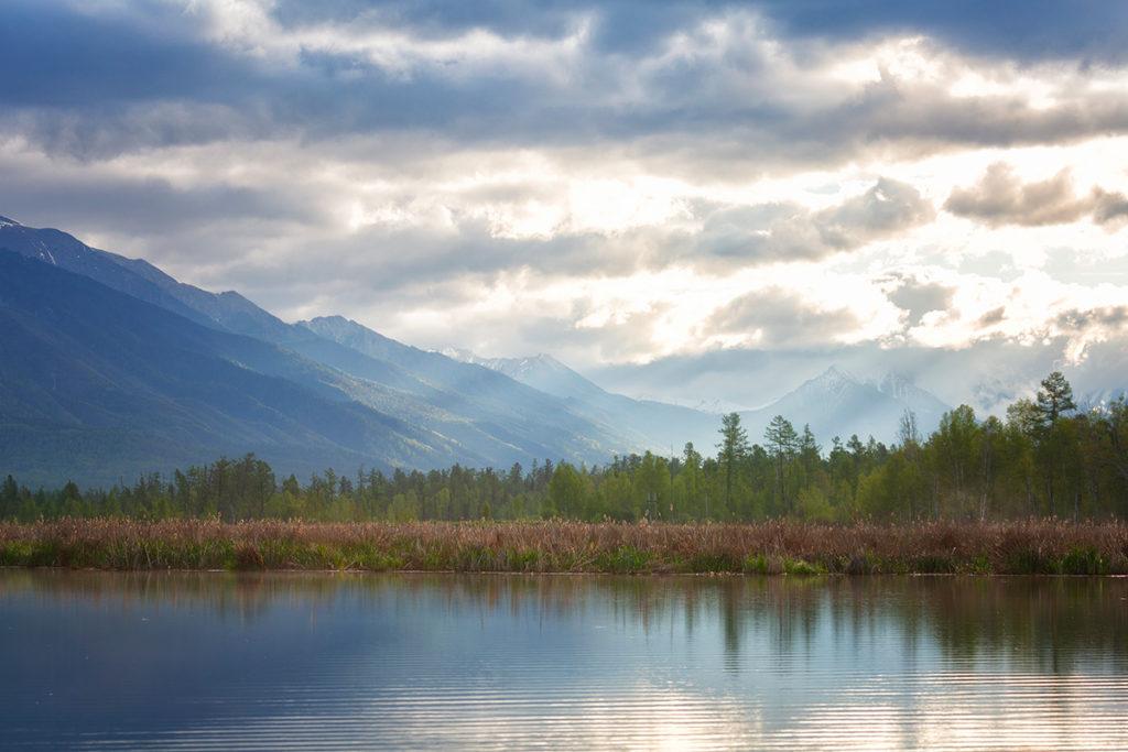озеро Енгарга