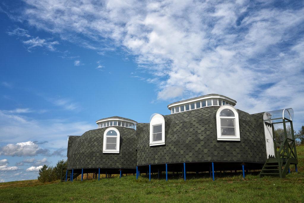 Национальный парк Койгородский. Глэмпинг
